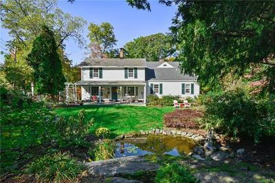Mamaroneck Single Family Home For Sale: 1011 Old White Plains Road