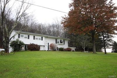 Livingston Manor NY Single Family Home Contract: $189,000
