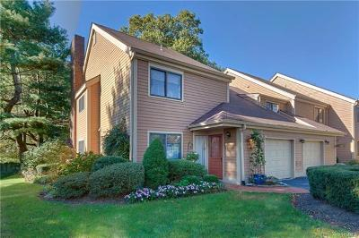 Rye Brook Single Family Home For Sale: 96 Brush Hollow Close