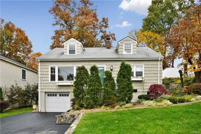 Mamaroneck Single Family Home For Sale: 1334 Raleigh Road