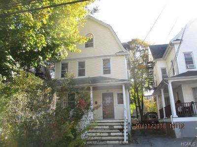 New Rochelle Single Family Home For Sale: 40 Morris Street
