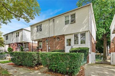 Bronx Single Family Home For Sale: 744 Throggs Neck Expressway #SR
