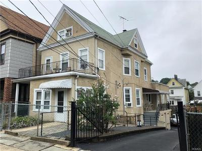 Yonkers Multi Family 2-4 For Sale: 55 Villa Avenue