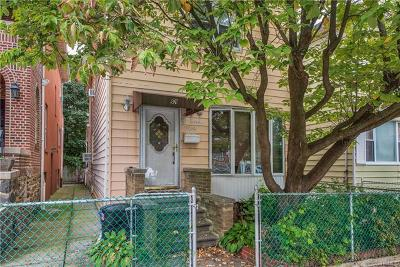 Bronx Single Family Home For Sale: 1950 Haight Avenue