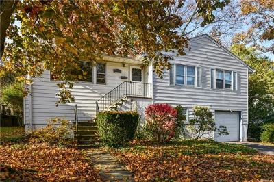 Mamaroneck Single Family Home For Sale: 135 Saxon Drive