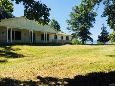 Newburgh Single Family Home For Sale: 758 River Road