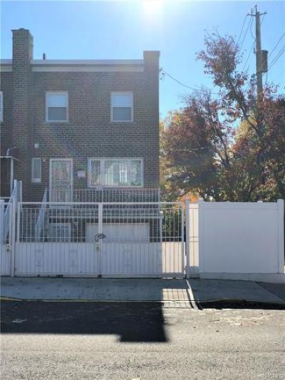 Bronx Single Family Home For Sale: 1024 Pierce Avenue