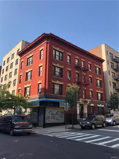 Bronx County Commercial For Sale: 192 E 164th Street