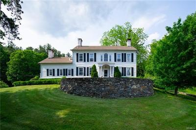 Dutchess County Single Family Home For Sale: 575 Academy Hill Road