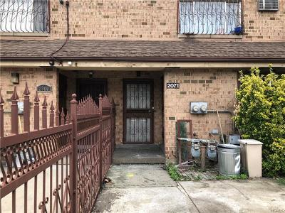 Multi Family 2-4 For Sale: 2071 Grand Avenue