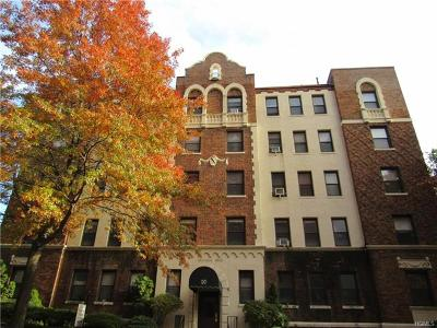 Westchester County Condo/Townhouse For Sale: 30 Windsor Terrace #3F