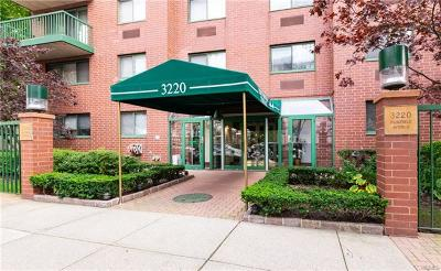 Bronx NY Condo/Townhouse For Sale: $409,000