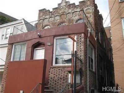Bronx Multi Family 2-4 For Sale: 1812 Palisade Place