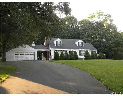 Stony Point Single Family Home For Sale: 154 Route 210