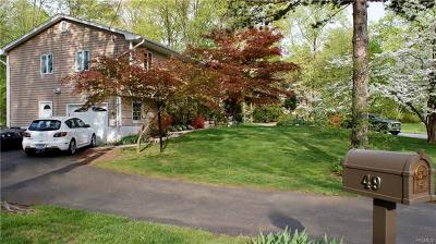 Rockland County Single Family Home For Sale: 49 Laura Drive
