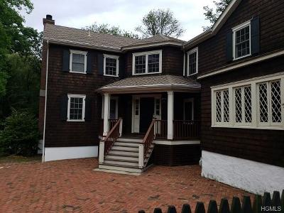 Rye Single Family Home For Sale: 753 Boston Post Road