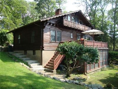 Greenwood Lake Single Family Home For Sale: 45 Bluff Avenue