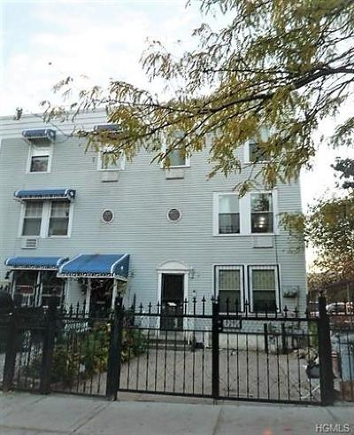 Multi Family 2-4 For Sale: 440 East 146th Street