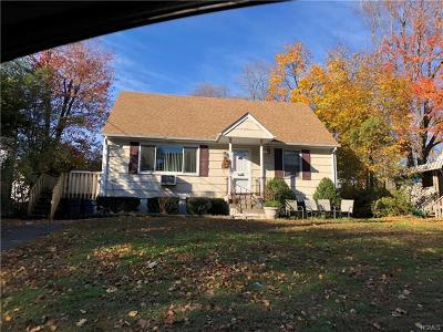 Rockland County Single Family Home For Sale: 25 Decatur Avenue