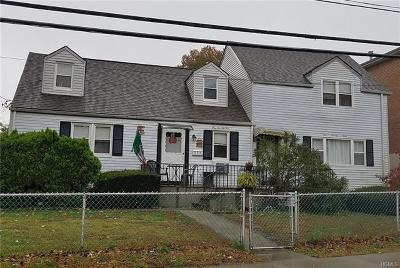 Yonkers Multi Family 2-4 For Sale: 173 Mile Square Road