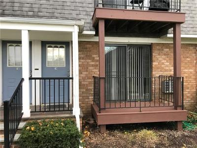 Middletown Condo/Townhouse For Sale: 1 Fortune Road West #H