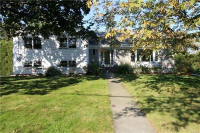 Mamaroneck Single Family Home For Sale: 1040 Seven Oaks Lane