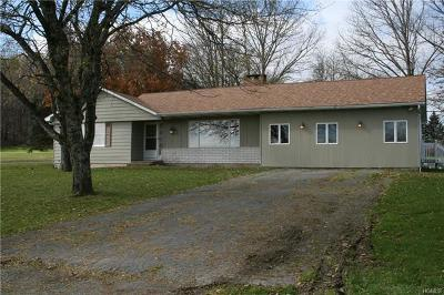 Jeffersonville NY Single Family Home For Sale: $244,500