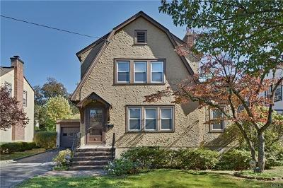 Westchester County Single Family Home For Sale: 78 Munson Street
