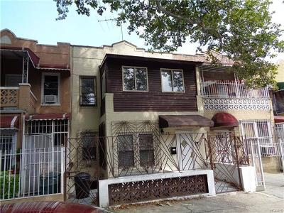 Bronx Multi Family 2-4 For Sale: 1232 Manor Avenue