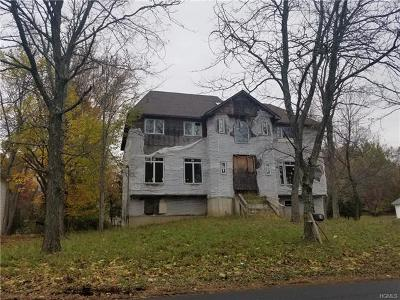 Rockland County Single Family Home For Sale: 60 Carlton Road