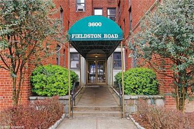 Co-Operative For Sale: 3600 Fieldston Road #6J