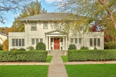 Pelham Single Family Home For Sale: 607 Colonial Avenue
