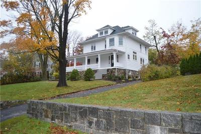 Port Chester Single Family Home For Sale: 103 Puritan Drive