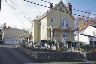 Ossining Multi Family 2-4 For Sale: 6 Belle Avenue