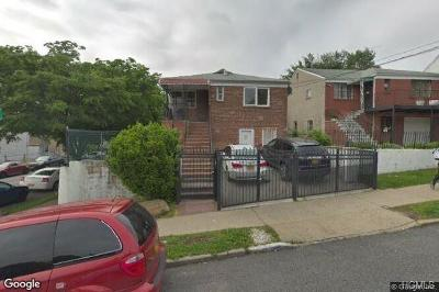 Bronx Single Family Home For Sale: 1620 Hammersley Avenue