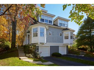 Ossining Condo/Townhouse For Sale: 8 Pond View Lane #1A