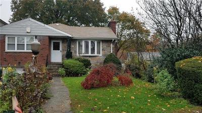 Yonkers Single Family Home For Sale: 33 Montgomery Avenue