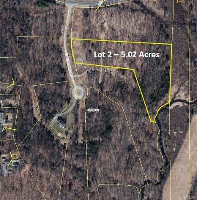 Rhinebeck Residential Lots & Land For Sale: 2 Crimson Hill Road