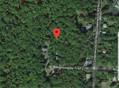 Residential Lots & Land For Sale: Oriole Trail