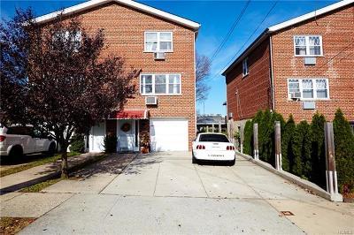 Bronx Single Family Home For Sale: 225 Ditmars Street