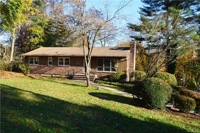 Pleasantville NY Single Family Home For Sale: $525,000