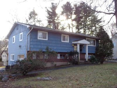 Rockland County Single Family Home For Sale: 11 Sylvan Road