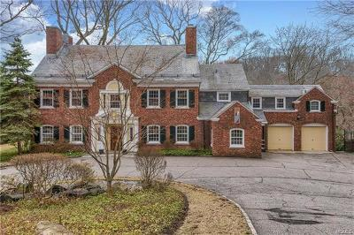 New Rochelle Single Family Home For Sale: 400 Beechmont Drive