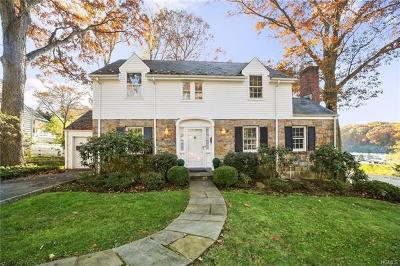 Scarsdale NY Single Family Home For Sale: $865,000