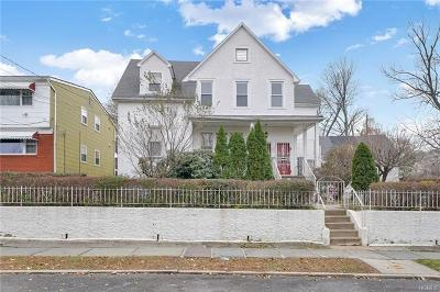 Westchester County Multi Family 2-4 For Sale: 530 South 6th Avenue
