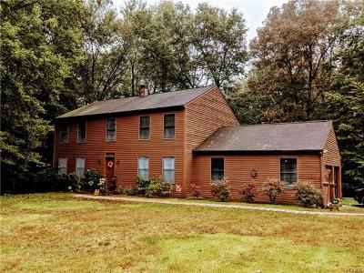 Bloomingburg Single Family Home For Sale: 458 Burlingham Road
