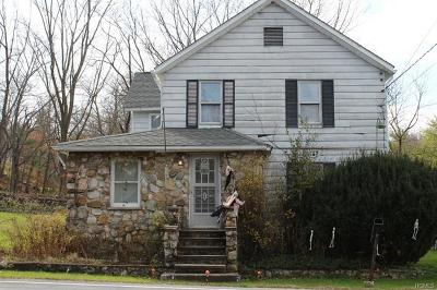 Middletown Single Family Home For Sale: 281 New Vernon Road