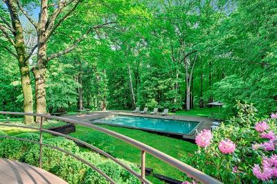 Pound Ridge Single Family Home For Sale: 21 Fox Run Road