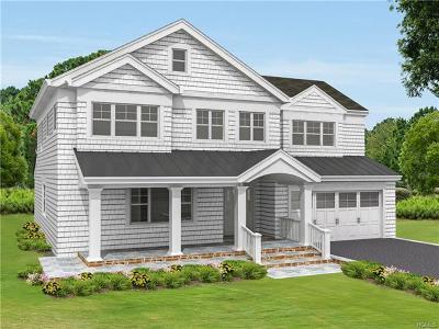 Rye Single Family Home For Sale: 4 Walker Avenue