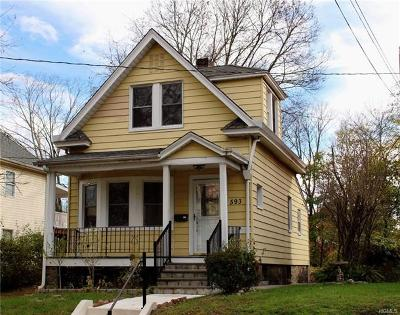 Westchester County Single Family Home For Sale: 593 John Street